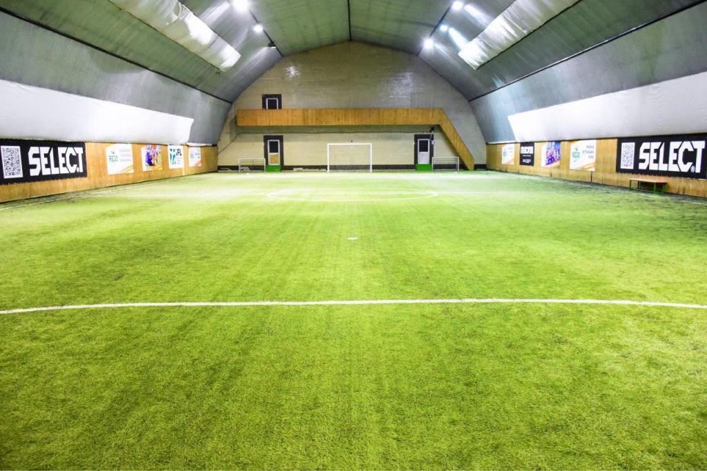 Футбольный зал Киев